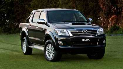 Toyota Hilux offroad performance exhaust & ECU remap package